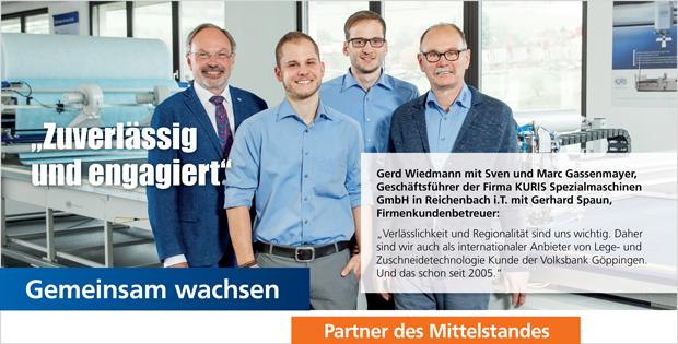 Unsere Firmenkunden: KURIS, Reichenbach