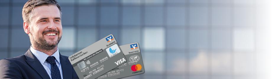 Firmenkreditkarten im Vergleich