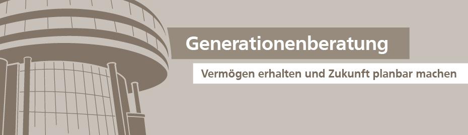 Generationenberatung bei der Volksbank Göppingen