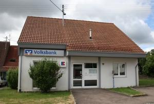 Geschäftsstelle Aufhausen, Steinboss 19, 73312 Geislingen