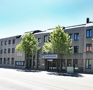 Geislingen Stuttgarter Strasse Dlz Volksbank Goppingen Eg
