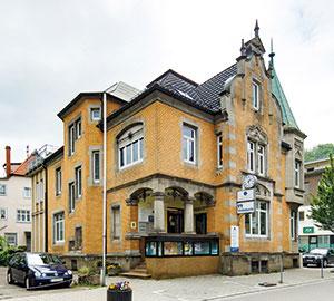 Geislingen Karlstrasse Volksbank Goppingen Eg