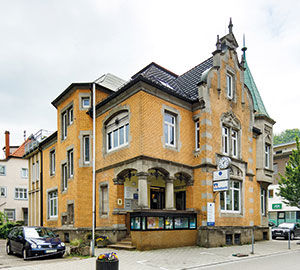 Geschäftsstelle Geislingen / Volksbank Göppingen, Karlstr. 11, 73312 Geislingen