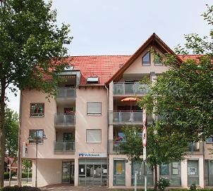 Geschäftsstelle Holzheim / Volksbank Göppingen, Staufenstr. 1, 73037 Göppingen-Holzheim