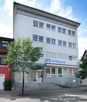 Geschäftsstelle Kuchen / Volksbank Göppingen, Banhofstr. 9, 73329 Kuchen
