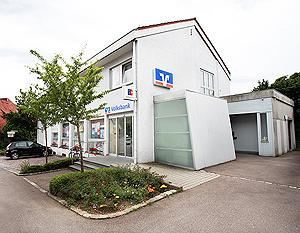 Geschäftsstelle Zell / Volksbank Göppingen, Kirchheimer Str. 19, 73119 Zell u. A.