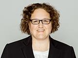 Cordula Grimme - Geschäftsstellenleitung Volksbank in Zell u.A.