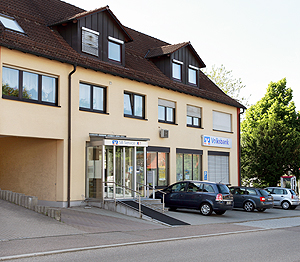 Geschäftsstelle Böhmenkirch / Volksbank Göppingen, Kirchstr. 2, 89558 Böhmenkirch