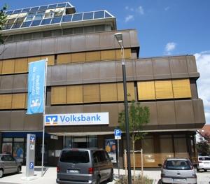 Geschäftsstelle Ebersbach / Volksbank Göppingen, Bahnhofstr. 12, 73061 Ebersbach