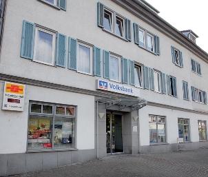Geschäftsstelle Faurndau / Volksbank Göppingen, Hirschplatz 3, 73035 Göppingen-Faurndau