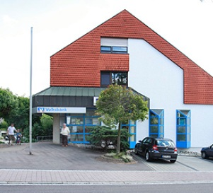 Geschäftsstelle Jebenhausen / Volksbank Göppingen, Herdweg 16, 73035 Göppingen-Jebenhausen