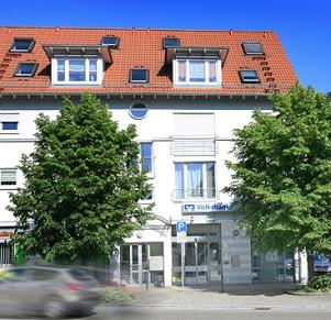 Geschäftsstelle Wäschenbeuren / Volksbank Göppingen, Lorcher Str. 2, 73116 Wäschenbeuren
