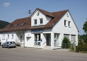 Geschäftsstelle Wißgoldingen / Volksbank Göppingen, Donzdorfer Str. 24, 73550 Waldstetten