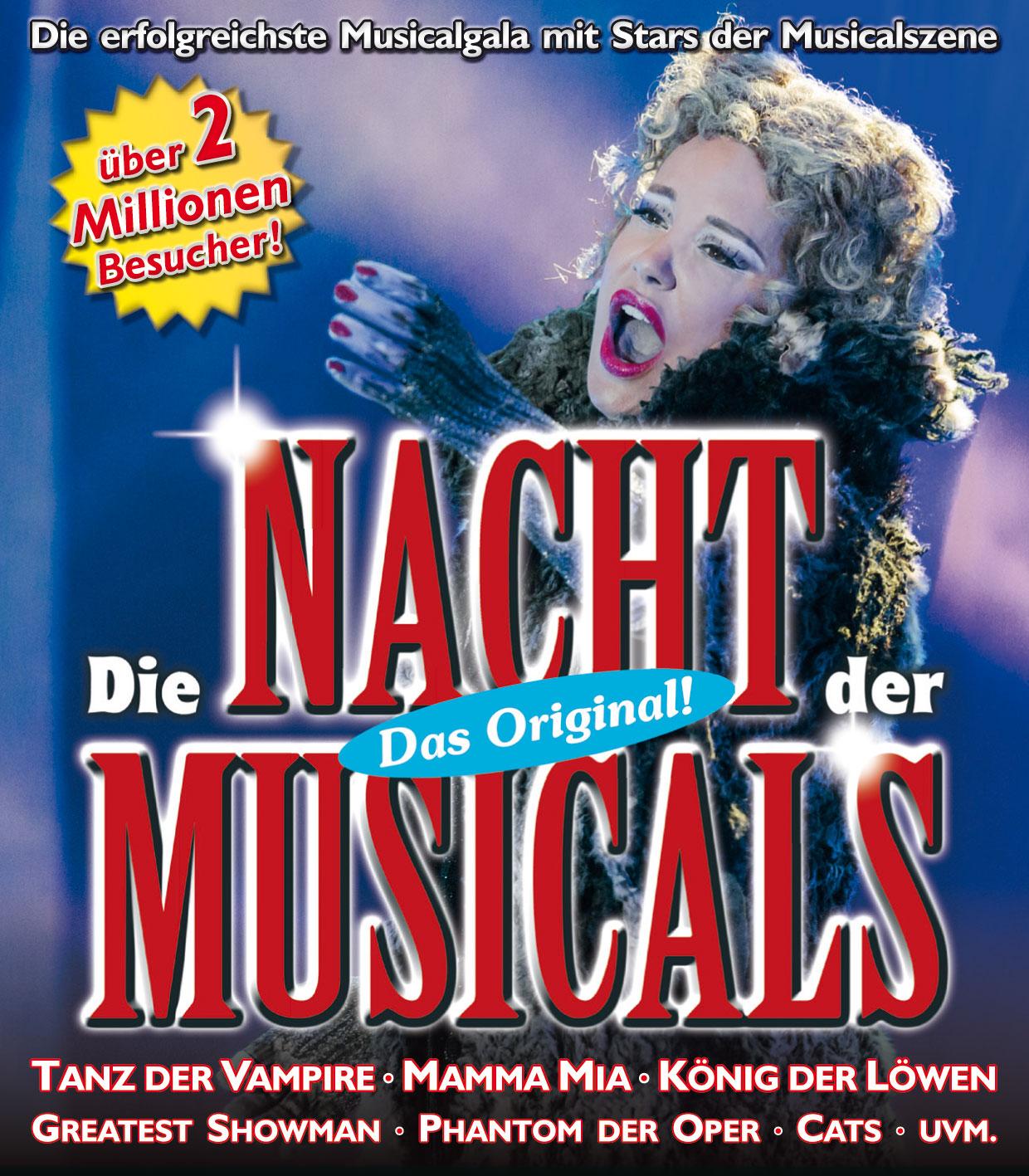 Die Nacht der Musicals 2019 in Göppingen