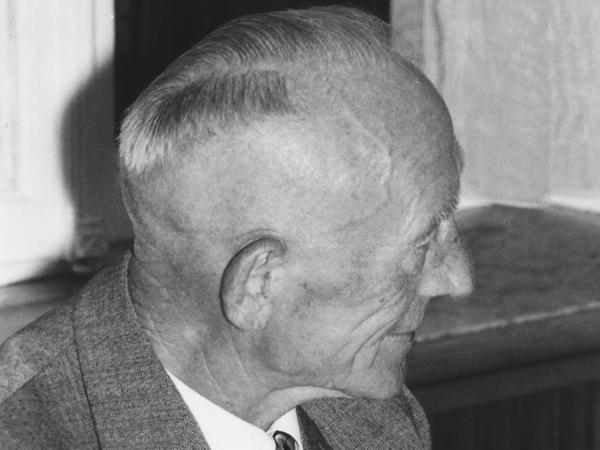 Otto Leutz (Vorstandsmitglied, 1923-1965)