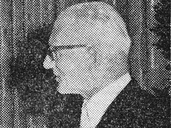 Hugo Baur (Direktor Volksbank Donzdorf, 1937-1966)