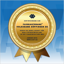 FAIRkaufsbank - Siegel